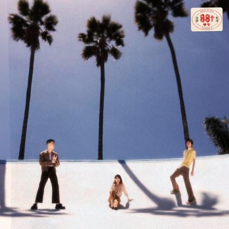 California (feat. Warren Hue) [Acoustic Live Version] 專輯封面