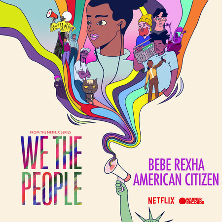"""American Citizen (from the Netflix Series """"We The People"""") 專輯封面"""