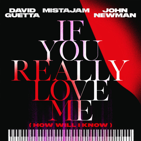 If You Really Love Me (How Will I Know) 專輯封面