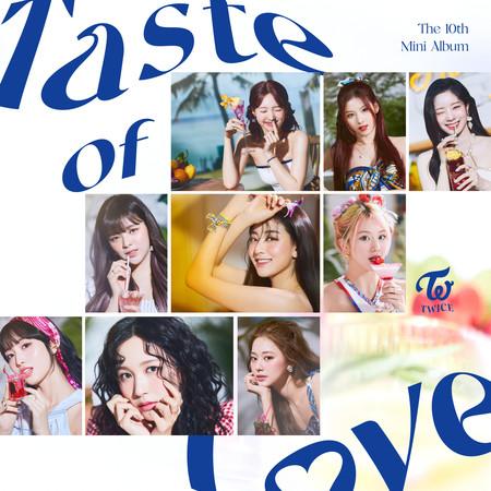 Taste of Love 專輯封面