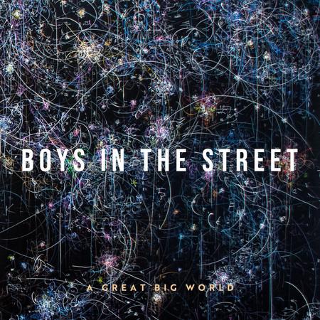 Boys In The Street 專輯封面