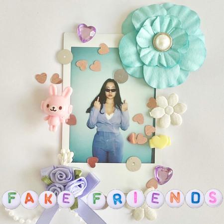 Fake Friends 專輯封面