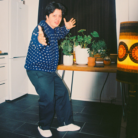 dancing by myself 專輯封面