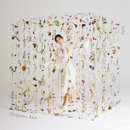 Ordinary days 專輯封面