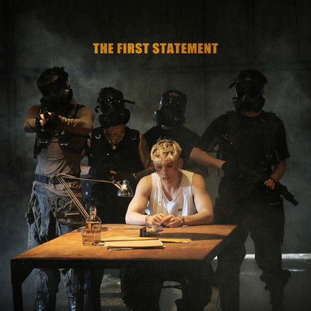 THE FIRST STATEMENT 專輯封面