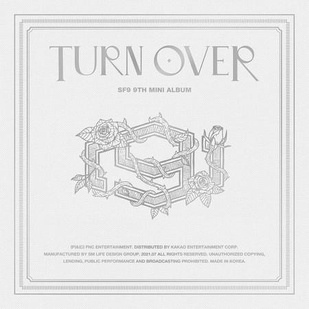 TURN OVER 專輯封面