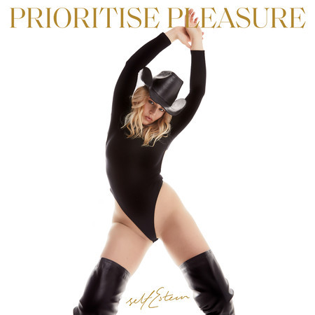 Prioritise Pleasure 專輯封面