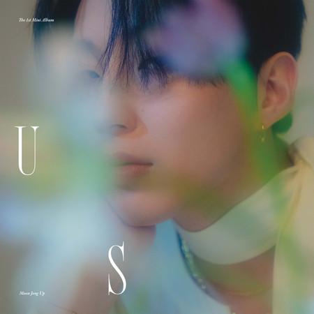 "Moon Jong Up - 1st Mini Album ""US"" 專輯封面"