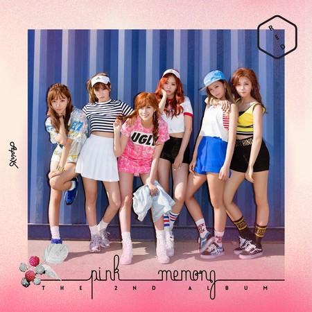 Pink MEMORY 專輯封面