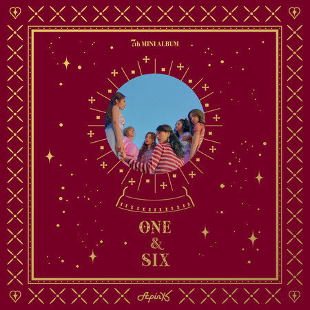 ONE & SIX 專輯封面