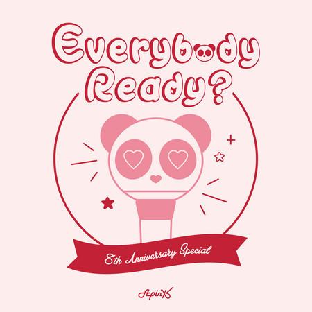 Everybody Ready? 專輯封面