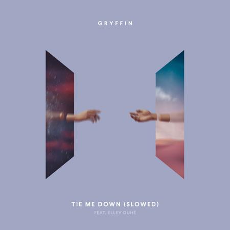 Tie Me Down (Slowed) 專輯封面