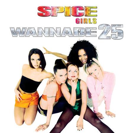 Wannabe 25 專輯封面