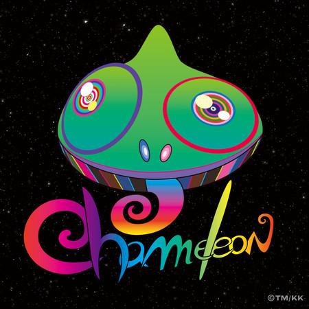 Chameleon (Deluxe) 專輯封面
