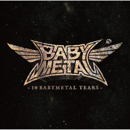 10 BABYMETAL YEARS 專輯封面