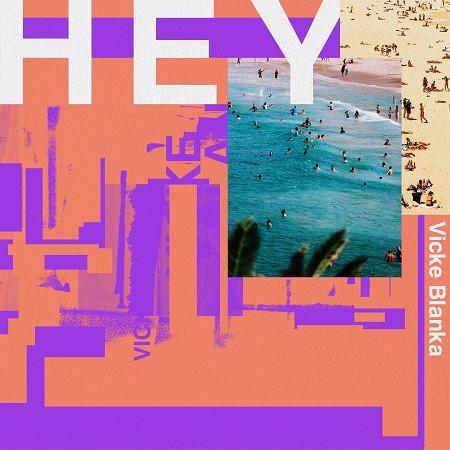 HEY 專輯封面