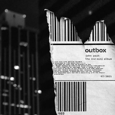 outbox 專輯封面