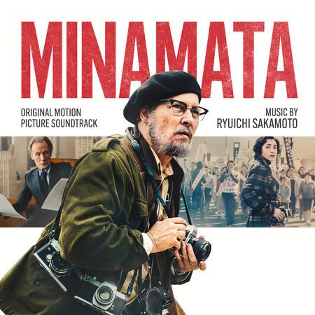 Minamata (Original Motion Picture Soundtrack) 專輯封面