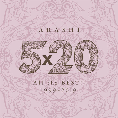 5×20 All the BEST!! 1999-2019 (Special Edition) 專輯封面