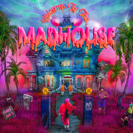 Welcome To The Madhouse (Deluxe) 專輯封面
