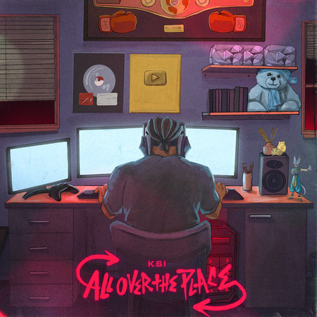 All Over The Place (Platinum VIP Edition) 專輯封面
