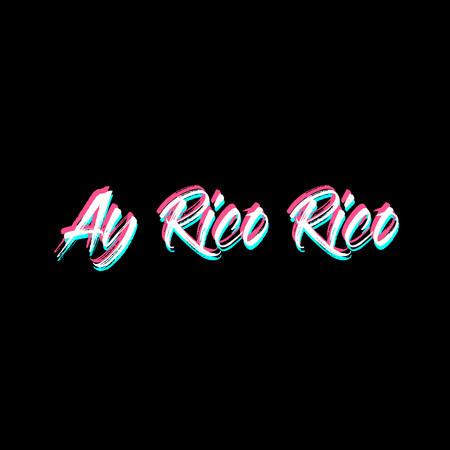 Ay Rico Rico Rico 專輯封面
