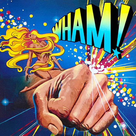 Wham! 專輯封面