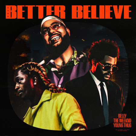 Better Believe 專輯封面