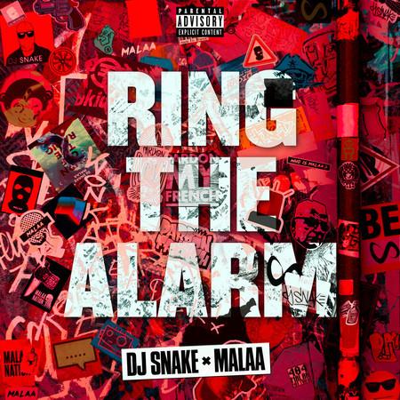 Ring The Alarm 專輯封面
