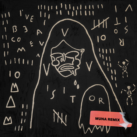 Visitor (Muna Remix) 專輯封面