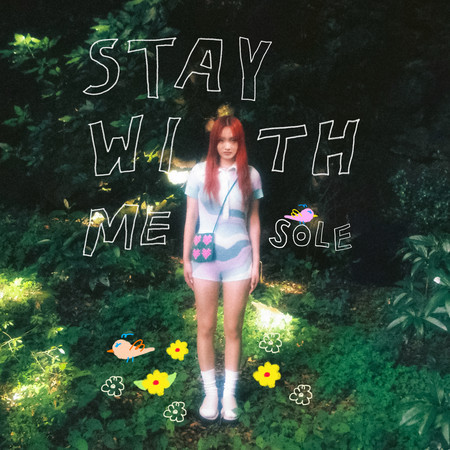 Stay with me 專輯封面