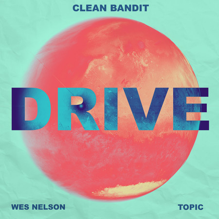 Drive (feat. Wes Nelson) 專輯封面