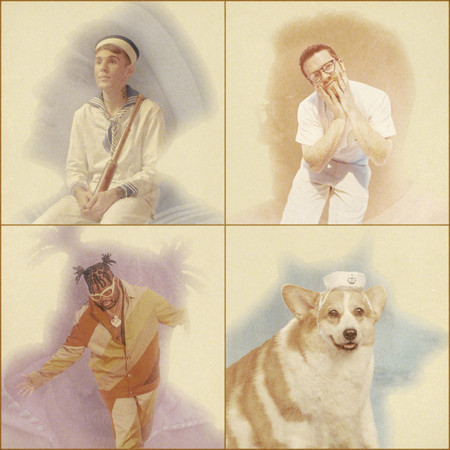Silver and Gold 專輯封面
