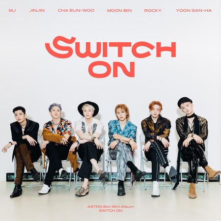 SWITCH ON 專輯封面