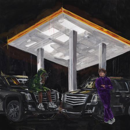 SUVs (Black on Black) 專輯封面