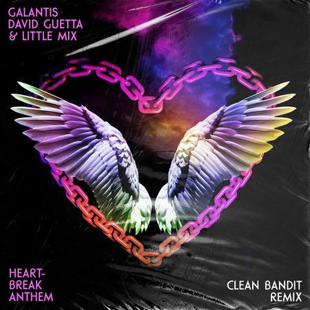 Heartbreak Anthem (Clean Bandit Remix) 專輯封面