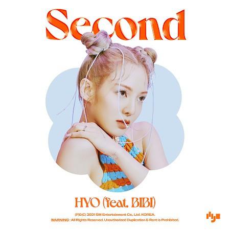 Second 專輯封面