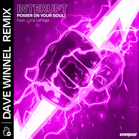 Power (In Your Soul) (Dave Winnel Remix) 專輯封面