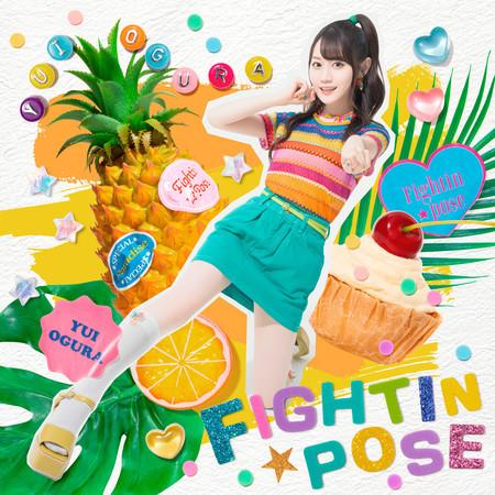 Fightin★Pose 專輯封面