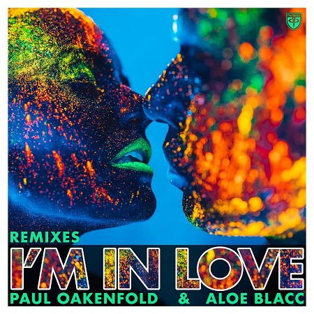 I'm in Love (The Remixes) 專輯封面