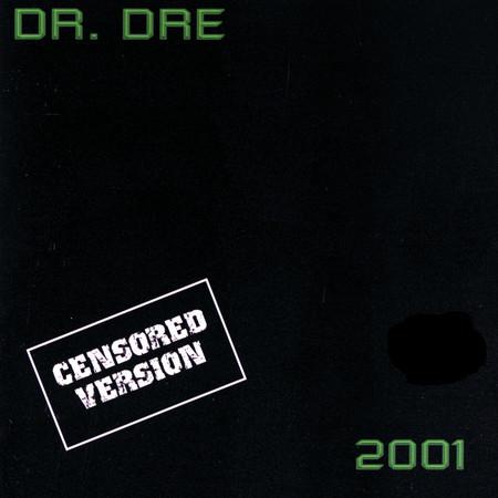 2001 專輯封面