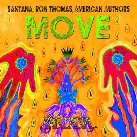 Move 專輯封面