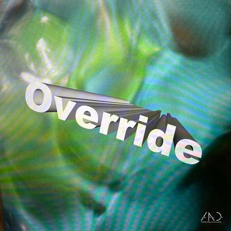 Override 專輯封面