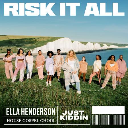 Risk It All 專輯封面