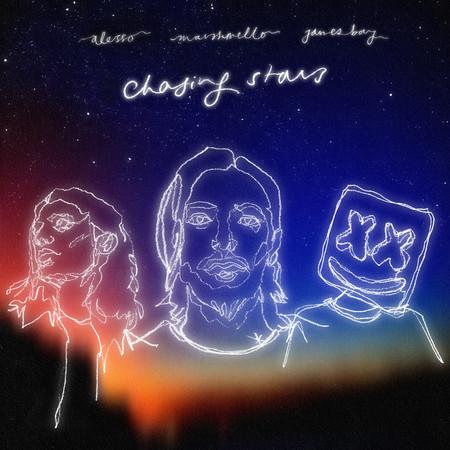 Chasing Stars (feat. James Bay) 專輯封面