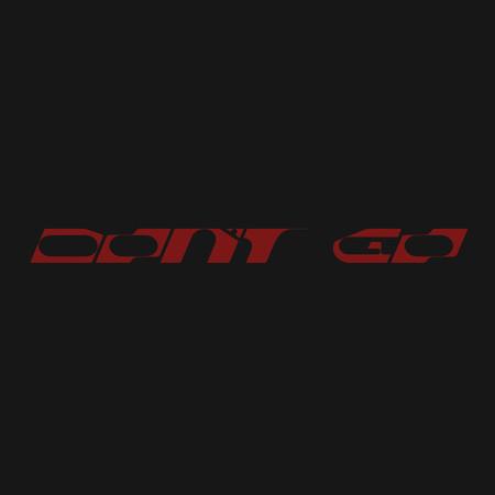 Don't Go 專輯封面