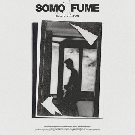 SOMO: FUME 專輯封面