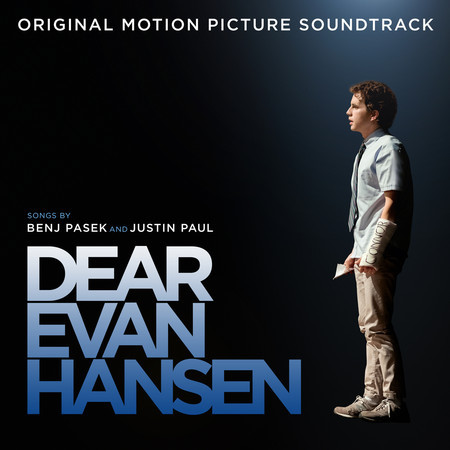 """Waving Through A Window / You Will Be Found (From The """"Dear Evan Hansen"""" Original Motion Picture Soundtrack) 專輯封面"""