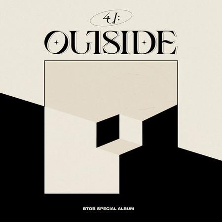 4U : OUTSIDE 專輯封面