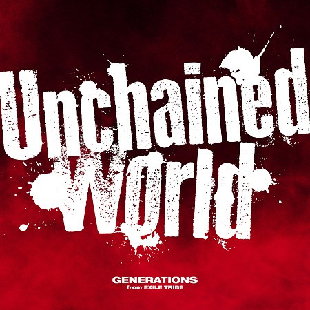 Unchained World (Anime Size) 專輯封面